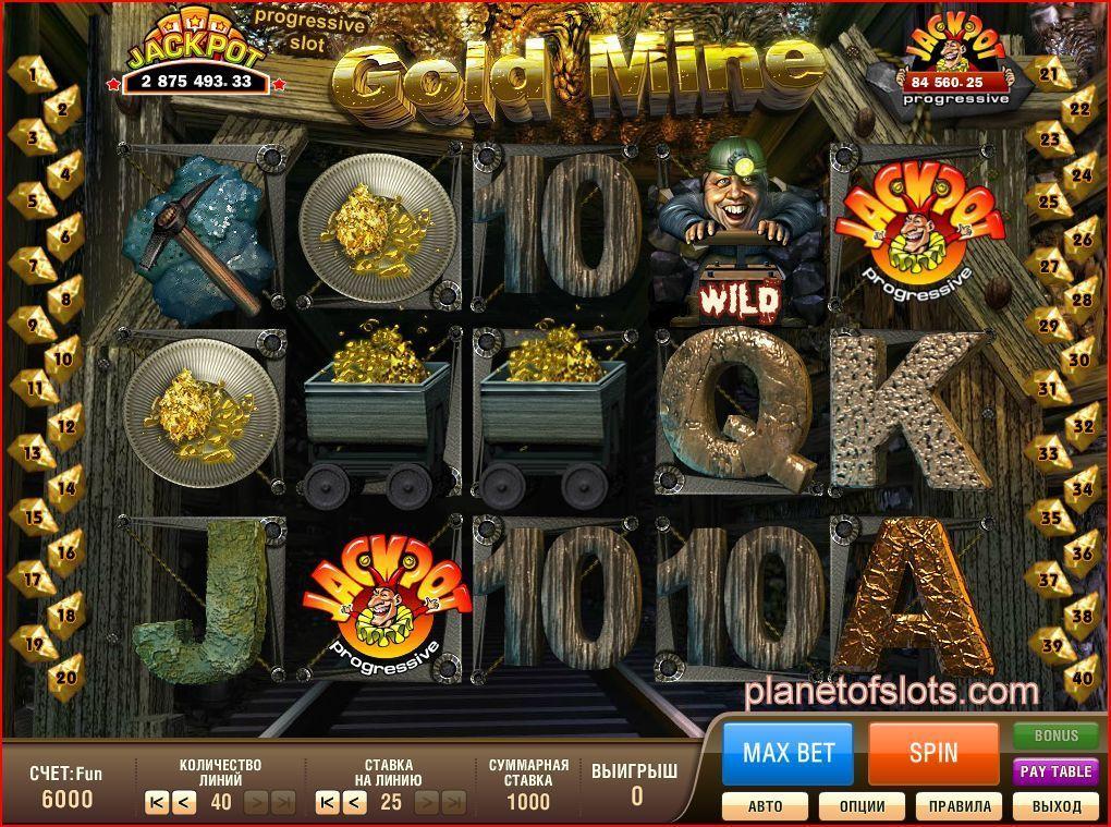 Игровые автоматы играть в gold mine автоматы игровые гаминаторы играть i