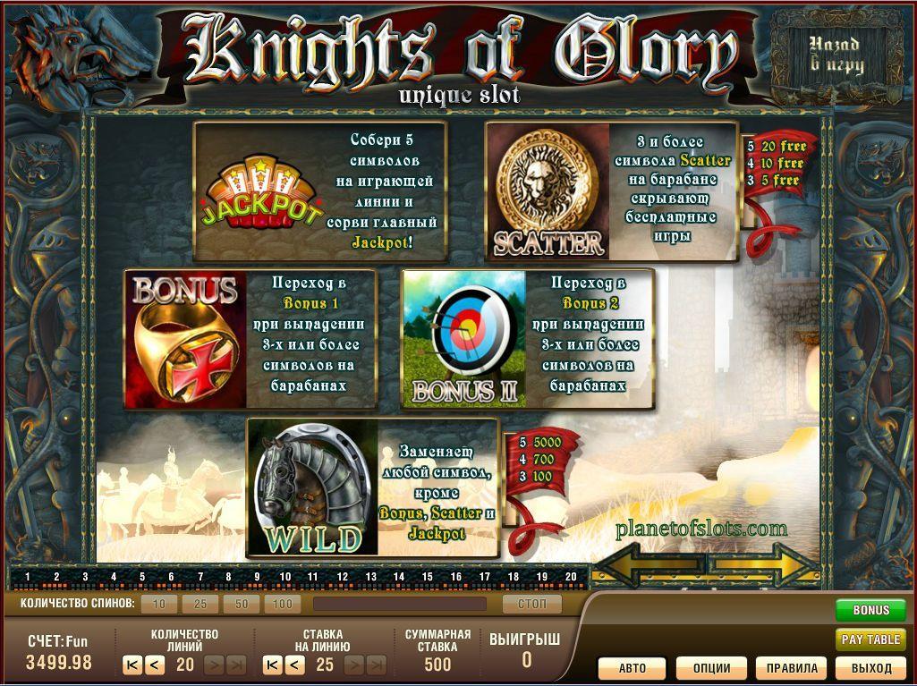 Игровые автоматы рыцари играть в iron man игровой автомат