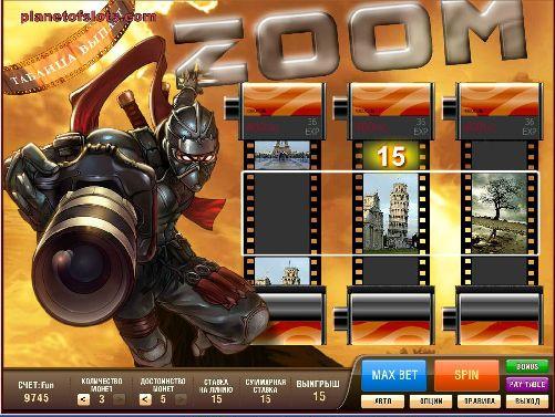 Zoom игровые автоматы игровые автоматы играть без регистрации на деньги